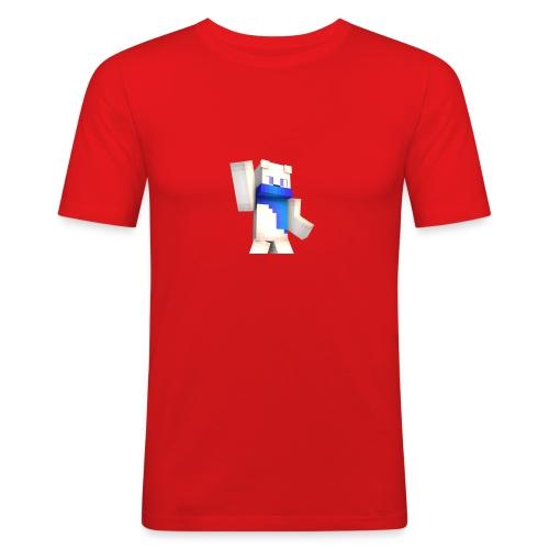 Tee-Shirt Noir - MrBobi - T-shirt près du corps Homme