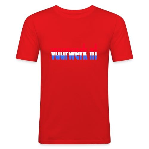 vuurwerk nl fan kleding - slim fit T-shirt