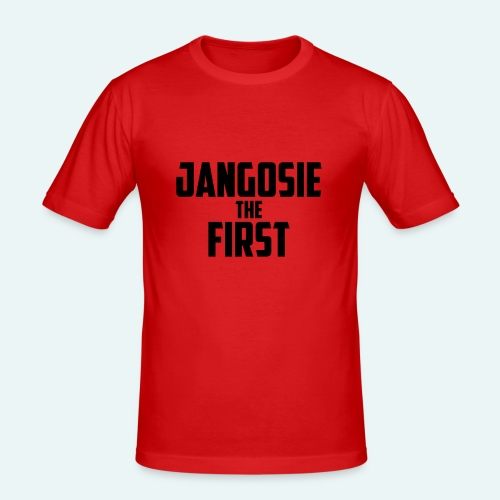 jangosiethefirst pet - slim fit T-shirt