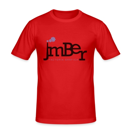 Factoria gràfica JmBer - Camiseta ajustada hombre