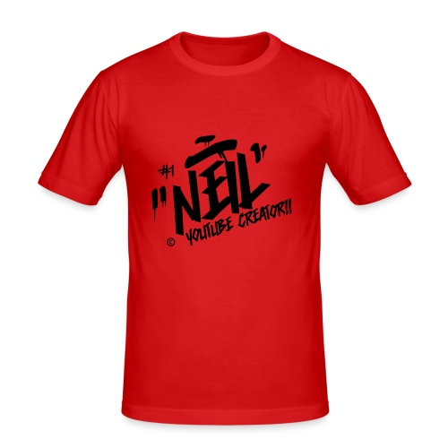 Tag - Camiseta ajustada hombre