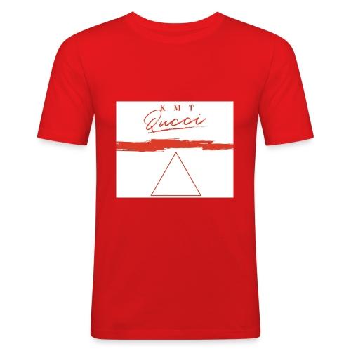 Kmt Qucci - Slim Fit T-shirt herr
