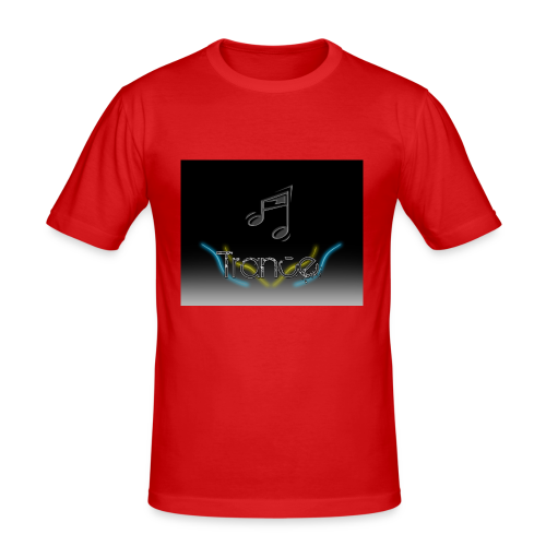 trance_wallpaper_by_peixotorj-jpg - Herre Slim Fit T-Shirt