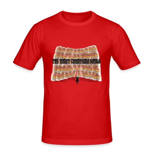 For mange skumfiduser - Herre Slim Fit T-Shirt