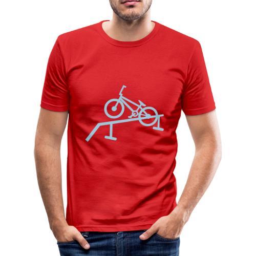BMX - Männer Slim Fit T-Shirt