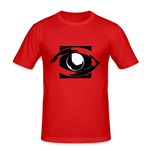 eos3 - Männer Slim Fit T-Shirt