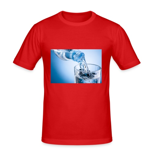 vand - Herre Slim Fit T-Shirt