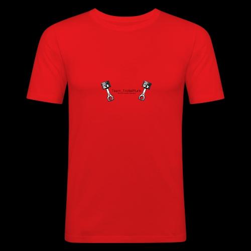 TTR UPDATE - Slim Fit T-shirt herr
