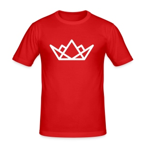 2Houses logo - Men's Slim Fit T-Shirt
