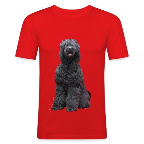 Bogdan - Männer Slim Fit T-Shirt