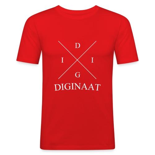 Diginaat - slim fit T-shirt