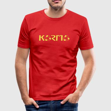 KRM - Herre Slim Fit T-Shirt