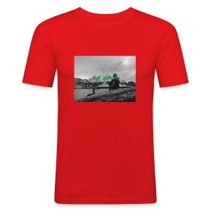 Lost and delirious - Slim Fit T-skjorte for menn