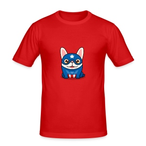 Superhero - Men's Slim Fit T-Shirt