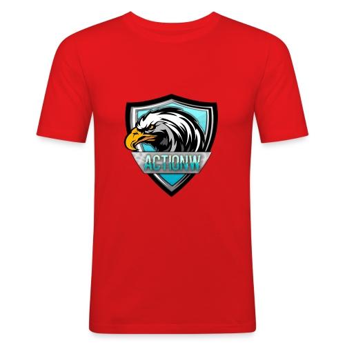 Fan shirt + Logo - slim fit T-shirt