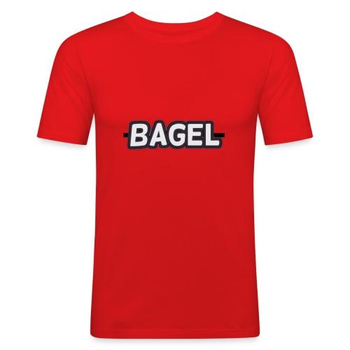 BAGELlllllllllllllllllllllllllllllllllllllllllllll - slim fit T-shirt