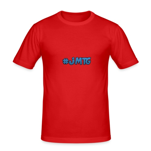 JustMTGames T-Shirt - slim fit T-shirt