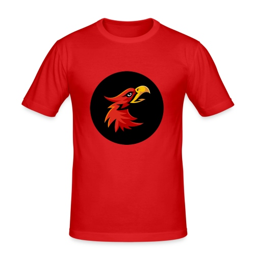 Maka Eagle - Men's Slim Fit T-Shirt