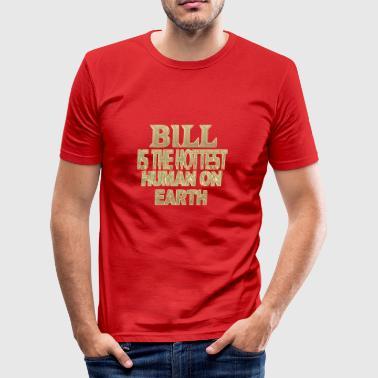projet de loi - Tee shirt près du corps Homme