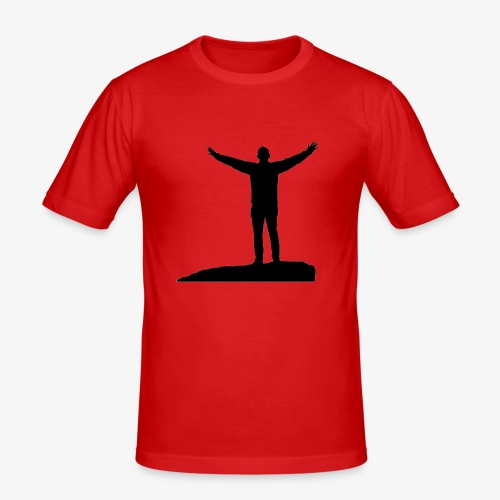 CONQUER - Herre Slim Fit T-Shirt