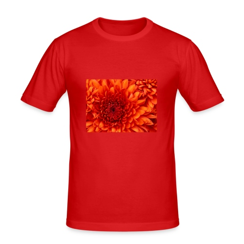 Chrysanthemum - slim fit T-shirt