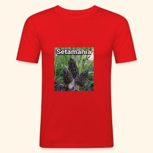 Colmenillas setamania - Camiseta ajustada hombre