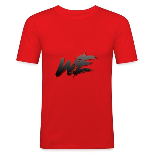 VI Logo - Slim Fit T-skjorte for menn