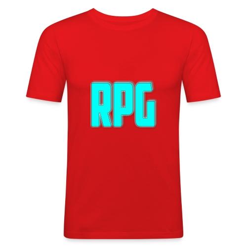 RPG Logo - Men's Slim Fit T-Shirt