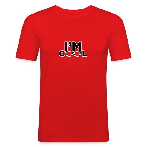 I'm Cool - Men's Slim Fit T-Shirt