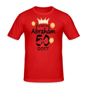 Alex 50 jaar - slim fit T-shirt