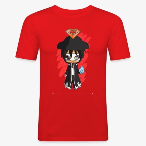 T.shirt Chibi Precieux by Calyss - T-shirt près du corps Homme