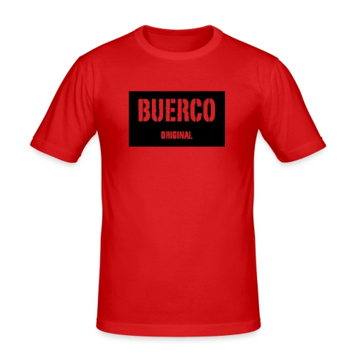 BUERCO - slim fit T-shirt