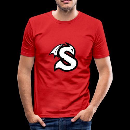 Saquib C - Men's Slim Fit T-Shirt