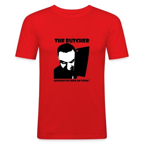The Butcher - Männer Slim Fit T-Shirt