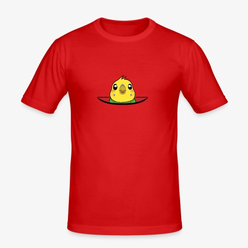 Taschenfogel - Männer Slim Fit T-Shirt