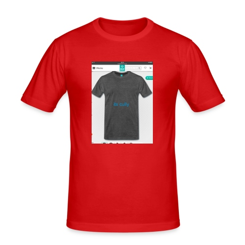 T shirt - Men's Slim Fit T-Shirt