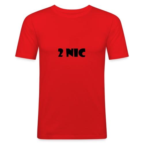 Unbenannt-1 - Männer Slim Fit T-Shirt