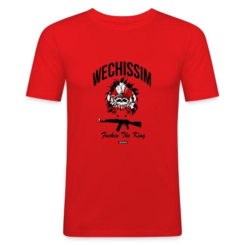 wechissim - T-shirt près du corps Homme