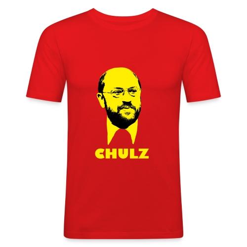 chulz - Männer Slim Fit T-Shirt