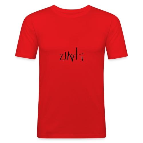 revolte_ - Männer Slim Fit T-Shirt