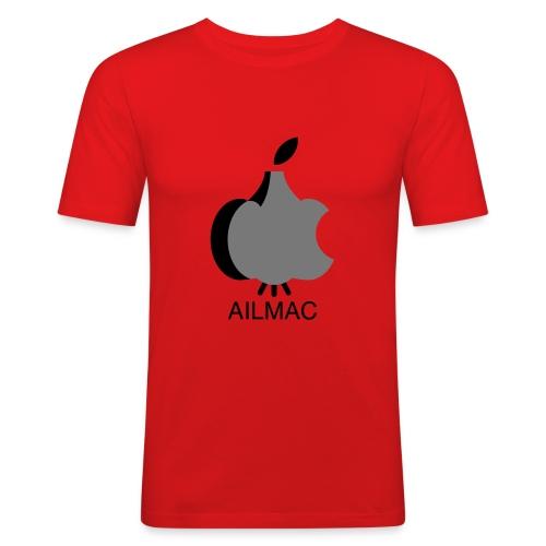 AILMAC - T-shirt près du corps Homme