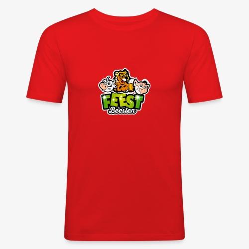 FeestBeesten - slim fit T-shirt