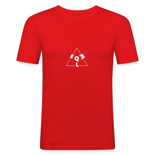 Qmilunati - Männer Slim Fit T-Shirt