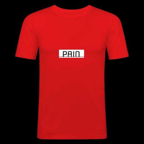pain - Obcisła koszulka męska