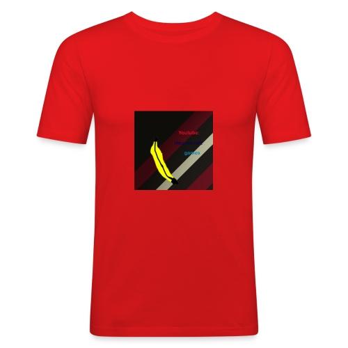 HCG Banaan - slim fit T-shirt