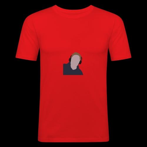 JanMagnis Official T-Shirts - Slim Fit T-skjorte for menn