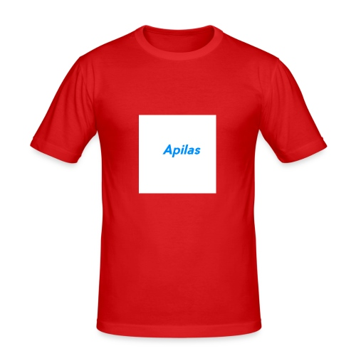 Apilas - Männer Slim Fit T-Shirt