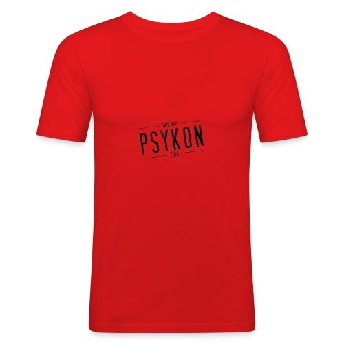 Psykon 2010 - Männer Slim Fit T-Shirt