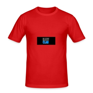TSHIRT_LOGO - Men's Slim Fit T-Shirt