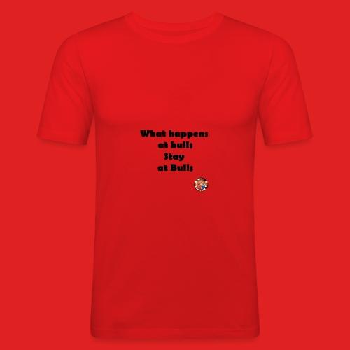 BB Stay at bulls - T-shirt près du corps Homme